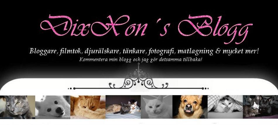 *DixXon- Tv, film & mycket mer...*